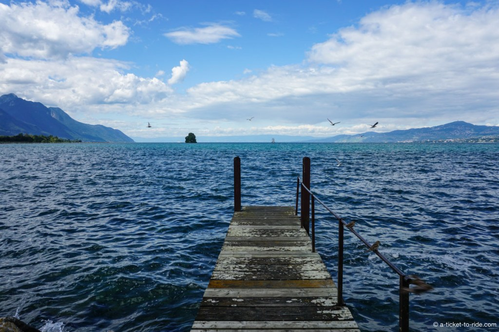 Le lac Léman : un monument naturel